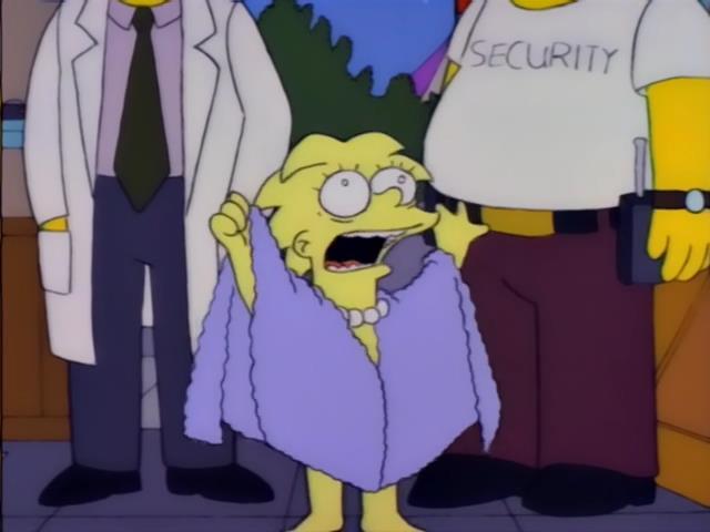 Superstar Anime Lisa Simpson Nude Images