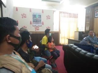 Rombongan Karang Taruna Sinjai Dapat Undangan Special Dari DPRD Luwu Utara