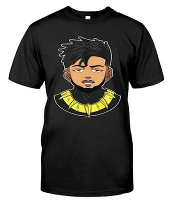 Erik Killmonger T Shirt Shirts