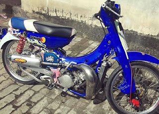 modifikator Yamaha V 75