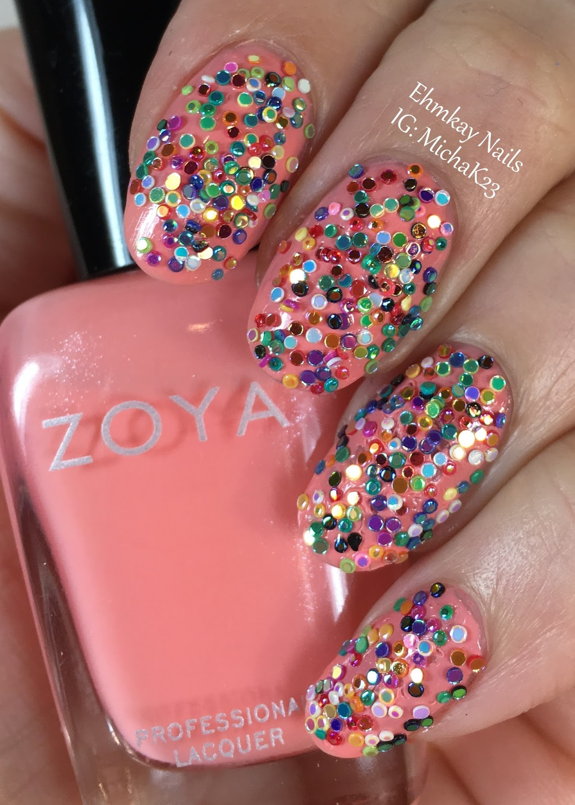 Ehmkay nails sprinkles nail art with lady queen nail gems sprinkles nail art with lady queen nail gems prinsesfo Images