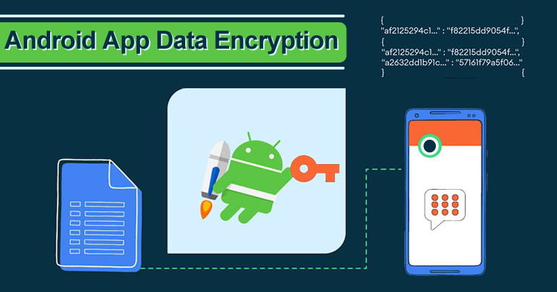 Google Advised Android Developers to Encrypt App's Data Using Jetpack Security