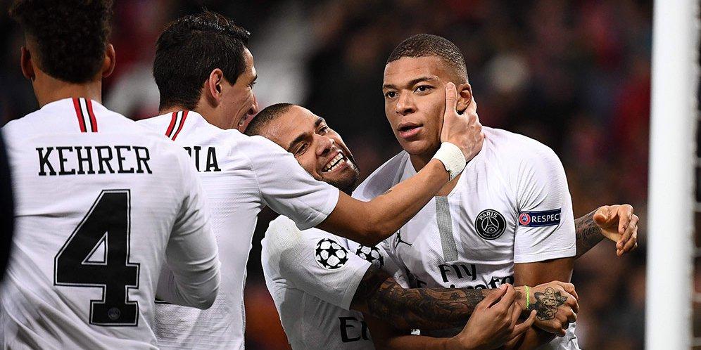 Kalah 0-2 melalui PSG, Manchester United Sulit Melaju ke 8 besar