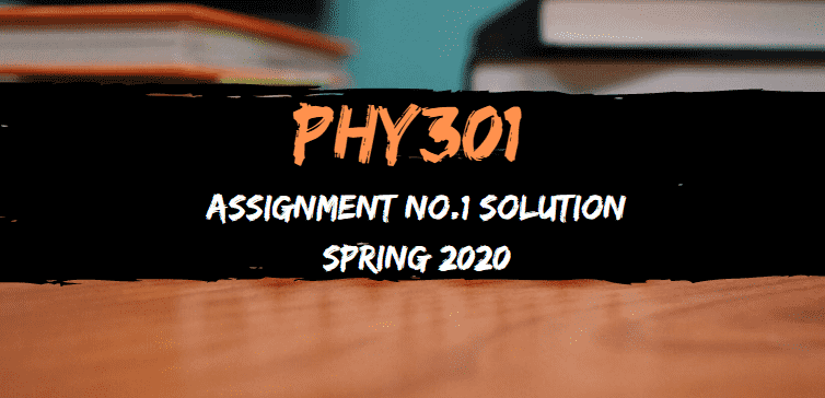 PHY301