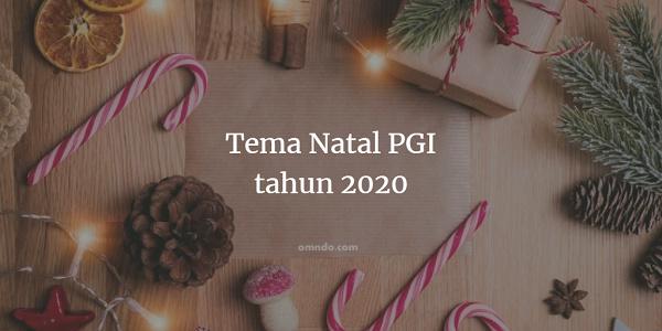 Tema Natal PGI 2020