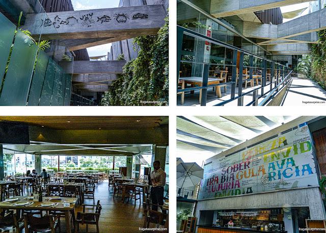 Restaurante Pescados Capitales, Lima, Peru
