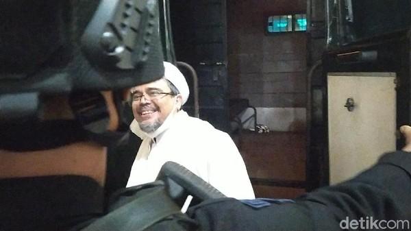 Tokoh-tokoh yang Disebut Habib Rizieq di Pleidoi 'Balas Dendam Politik'
