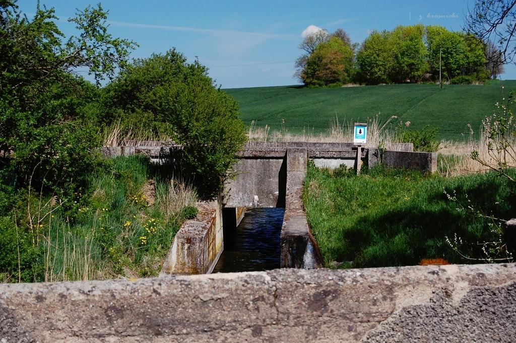 Silice | Warmiński akwedukt, czyli skrzyżowanie dwóch kanałów wodnych – Elżbiety i Wiktorii
