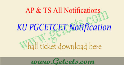 KU PGCET hall ticket 2018 download manabadi,KU PGCET hall tickets 2018,Manabadi KU PGCET hall ticket download 2018,ku pgcet results 2018