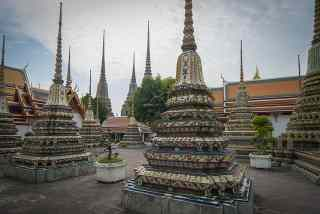 Top 7 Best Cultural Attractions in Bangkok, Wat Pho,