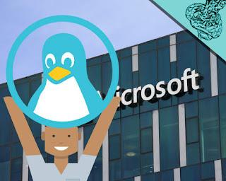 Microsoft é mebro Platinum na Linux Foundation! Como assim?!?!
