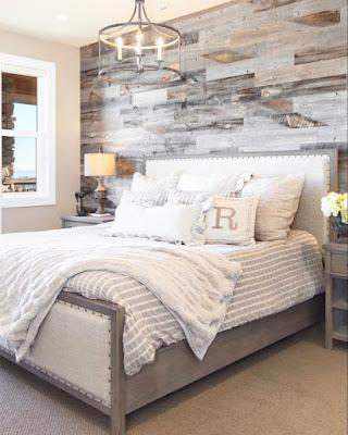 5 Model Wallpaper Dinding Kamar Tidur Romantis