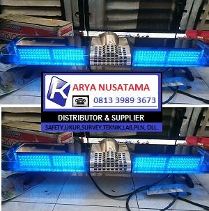 Jual Lampu Rotator Polisi LED Biru di Malang