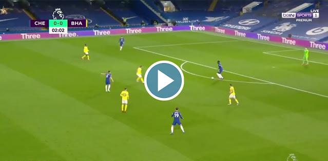 Chelsea vs Brighton Live Score