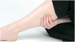 Cukang Lantaran Pegel Dina Otot Bitis