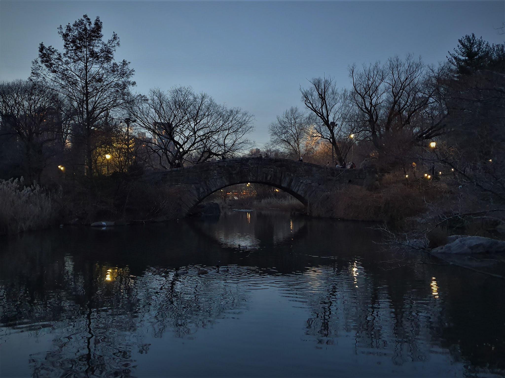 Gapstow Bridge, New York City