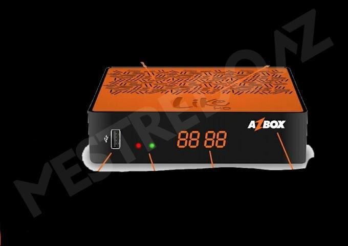 AZBOX LIKE HD LANÇAMENTO CHIP ALITECH - 29/07/2019