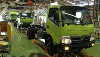 Lowongan Kerja Terbaru Purwakarta PT Hino Motors Manufacturing Indonesia
