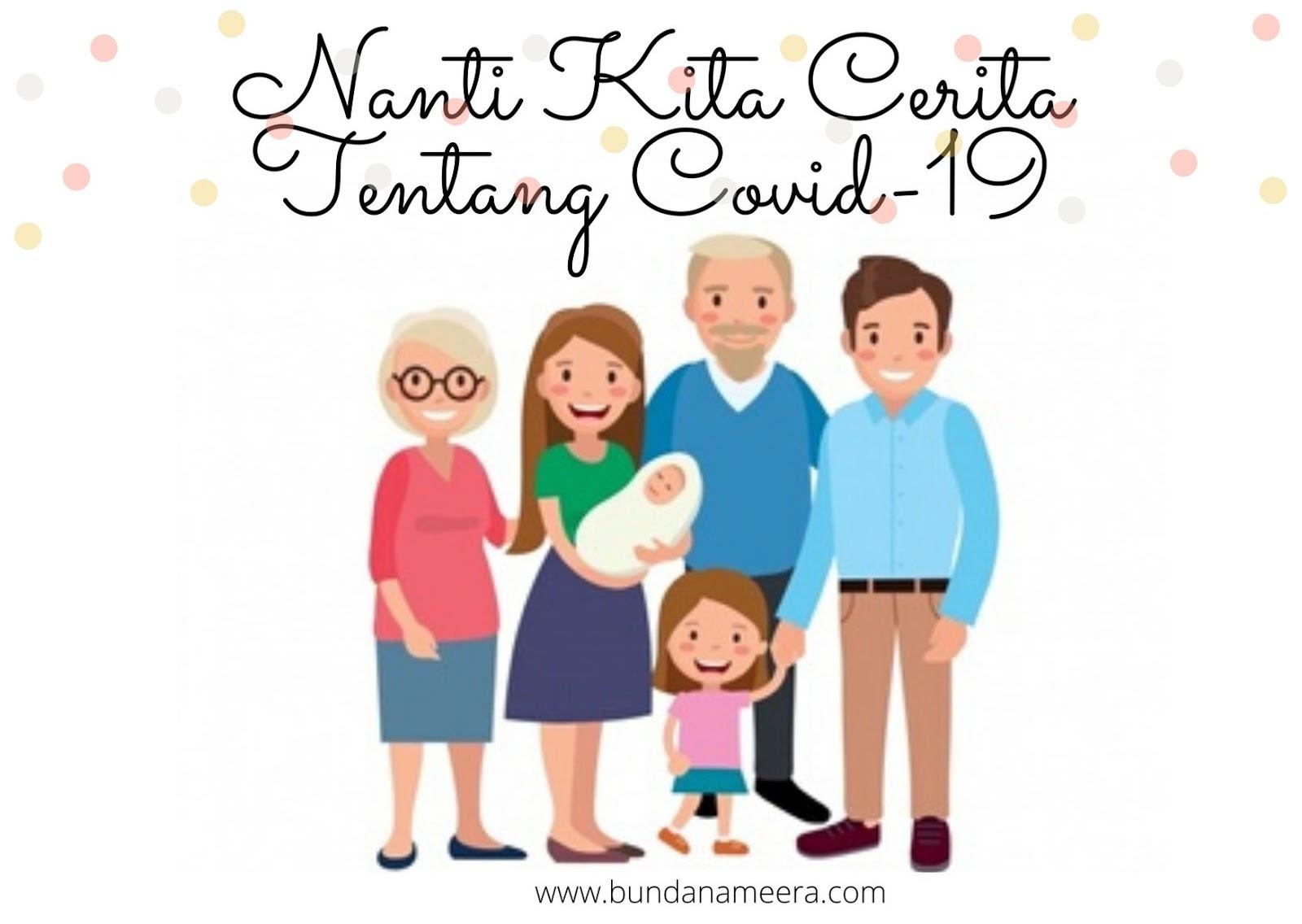Covid-19 di Indonesia terjadi sejak bulan maret dimana diawali dengan 2 positif yang ada di Depok, edukasi kepada anak tentang covid-19, pengertian covid-19