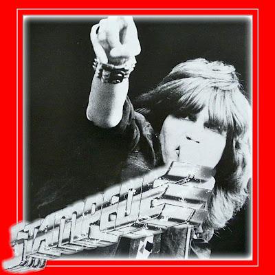 Stampede (UK) - Live at Hammersmith Odeon [Bootleg] (15/1-1983