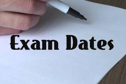 Exam Dates: સ્ટાફ સિલેક્શન કમિશન (SSC) દ્વારા 2020-21 માટે પરીક્ષાનું કેલેન્ડર, સુધારેલી પરીક્ષાની તારીખો જાહેર.