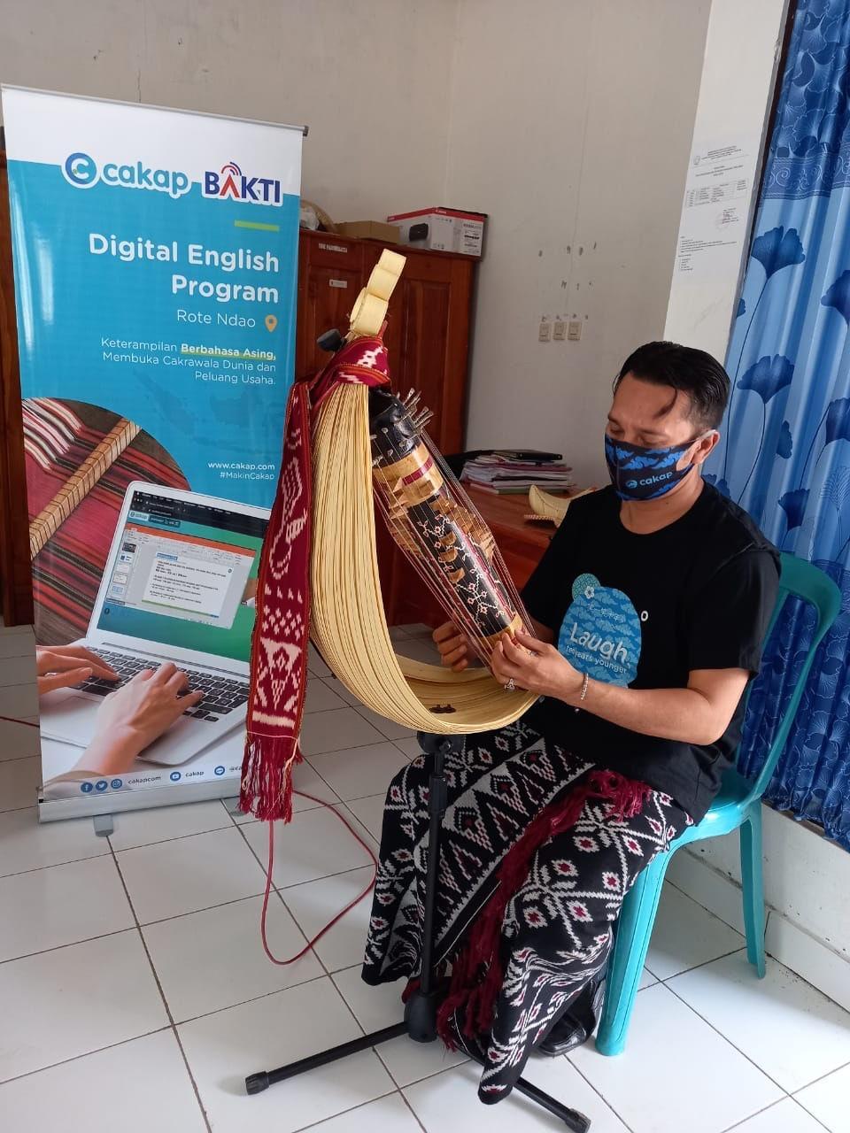Program Dayamaya : Melihat Perkembangan Potensi Ekonomi Digital Daerah 3T