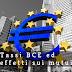 Mutui, Tassi al Minimo: gli Effetti delle Decisioni della BCE