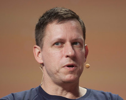 Palantir Founder and Chairman Peter Thiel