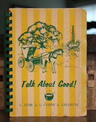 Talk About Good cookbook