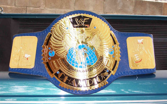 wwe championship history, current wwe champion