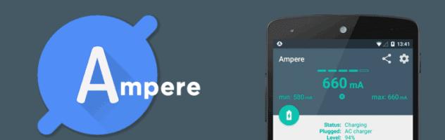 تحميل تطبيق Ampere v3.20 Pro