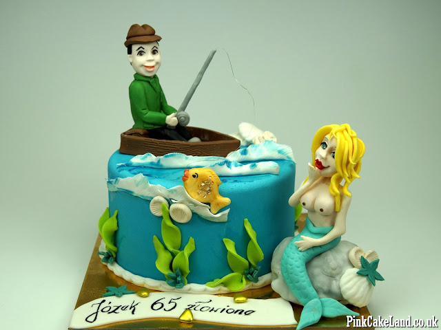 Angler Cakes London