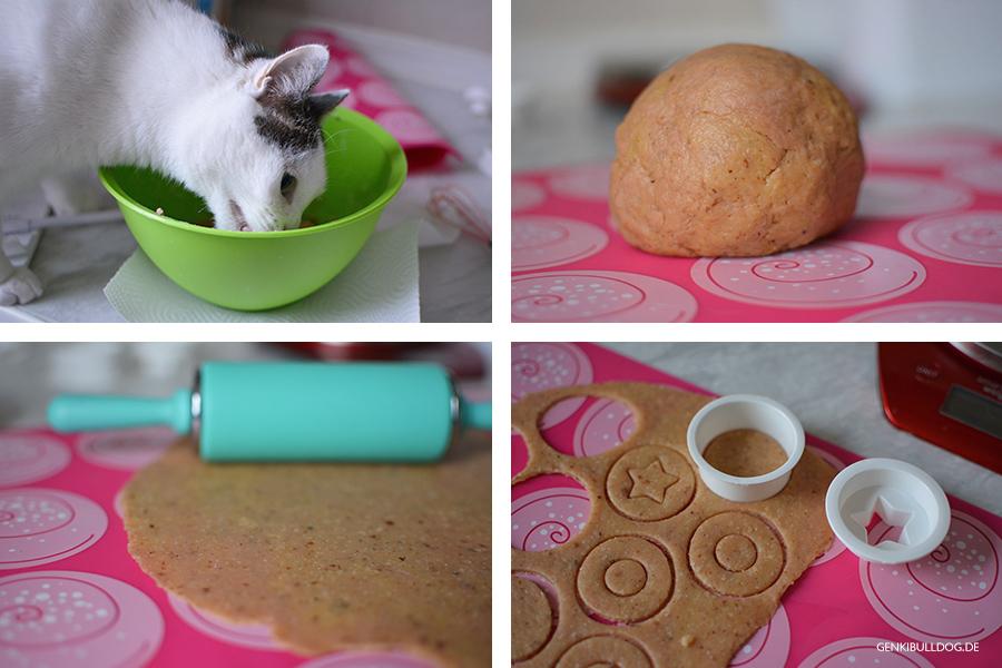 Hundekekse Rezept: Hildabrötchen für Hunde backen