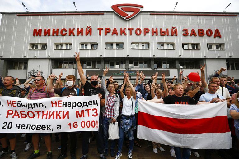 Bielorusia: fin del partido