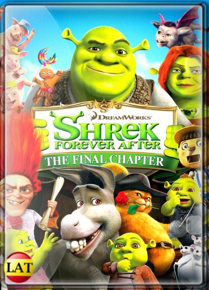 Shrek Para Siempre (2010) DVDRIP LATINO