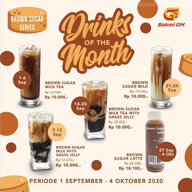 Promo Bakmi GM Terbaru 1 September - 4 Oktober 2020