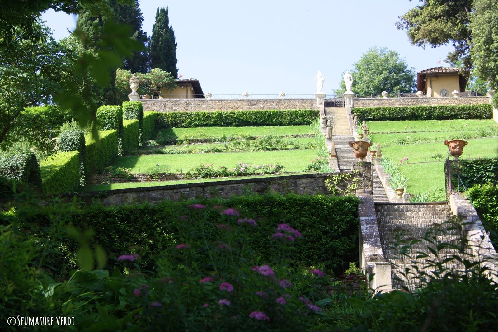 Il Giardino Di Villa Bardini Un Giardino Storico Nel Centro