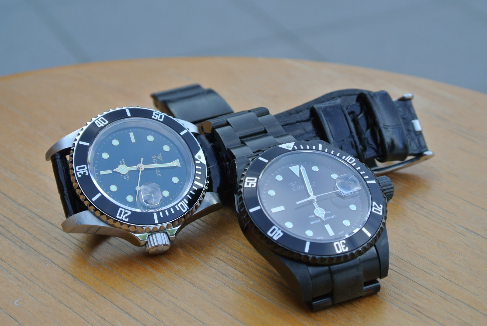 the rogue review mods and new shoes squale 20 atmos dlc classic