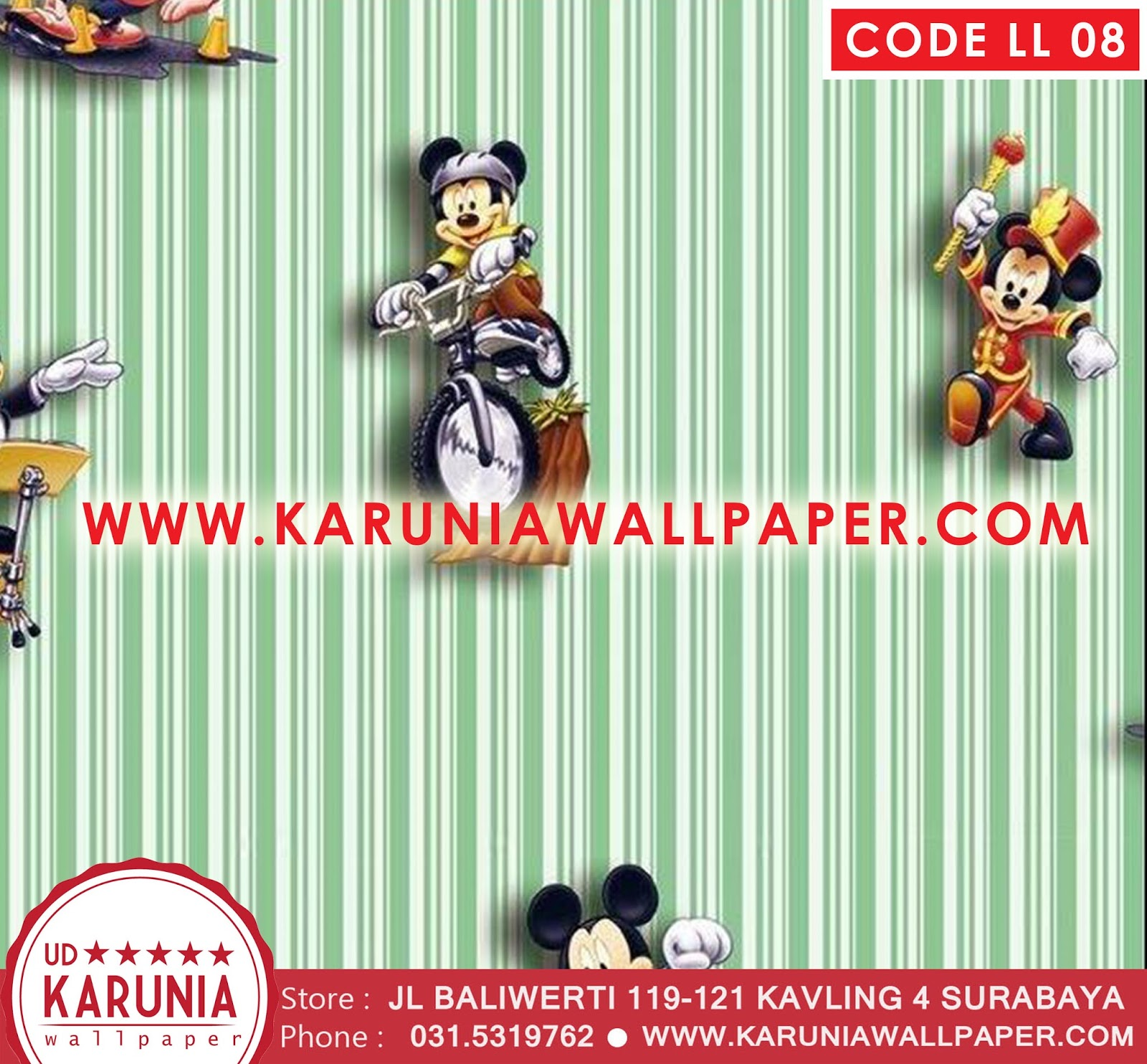 jual wallpaper disney