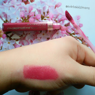 MAYBELLİNE COLOR SENSATİONAL SHİNE LİPGLOSS ALWAYS PLUM