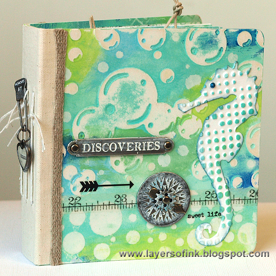 http://blog.sizzix.com/bubble-and-gelli-print-album/