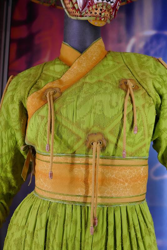 Shang-Chi Ten Rings Li film costume