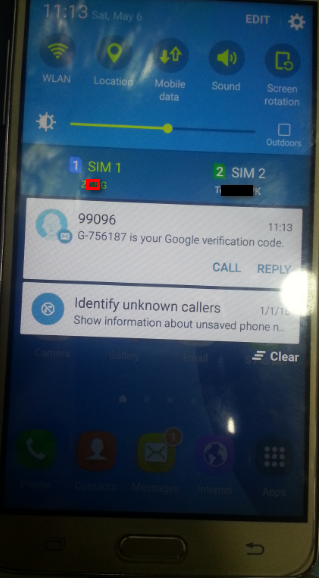 ๑۩۞۩๑ GSM SUJON ๑۩۞۩๑ : g6000 cert file reset msl error 100