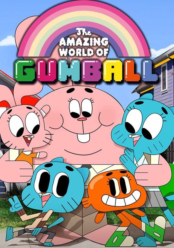 Xem Anime Thế Giới Tuyệt Vời của Gumball Phần 6 - The Amazing World of Gumball (season 6) VietSub