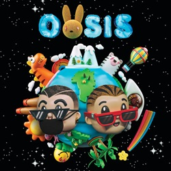 CD OASIS – J Balvin e Bad Bunny 2019