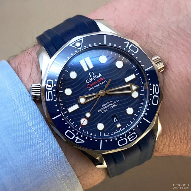 Omega - Seamaster Diver 300M. new 2018 Collection | Time and Watches | The watch blog