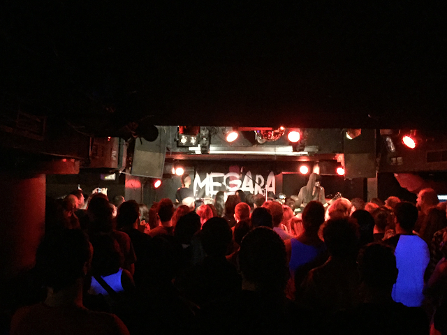 Megara Sala BeCool Barcelona 2016