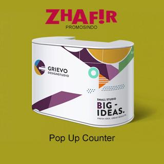Pop Up Counter Murah