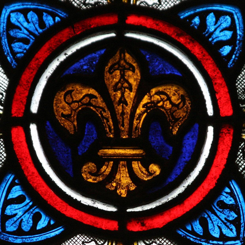 L Iris Dans La Decoration Marie Vanesse