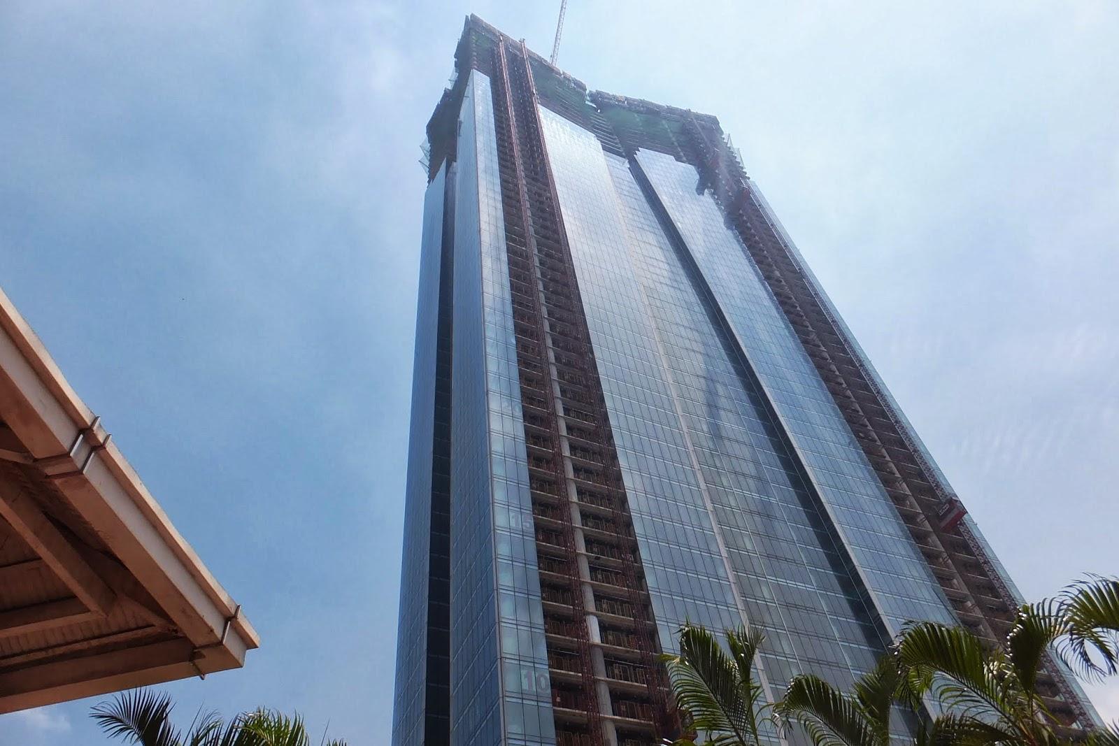 lotte-tower-hanoi-underconstraction 建設中のロッテタワー
